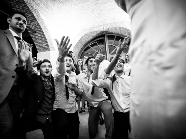 Il matrimonio di Stefano e Selina a Novara, Novara 90