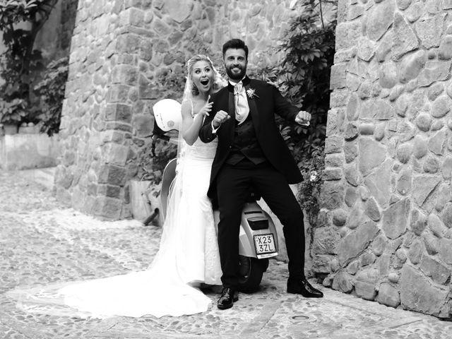Le nozze di Mariaelisa e Mario