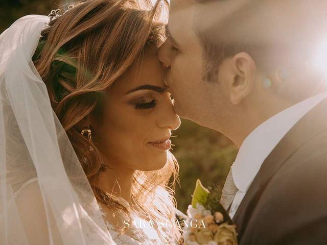 Il matrimonio di Ivan  e Francesca a Carolei, Cosenza 1