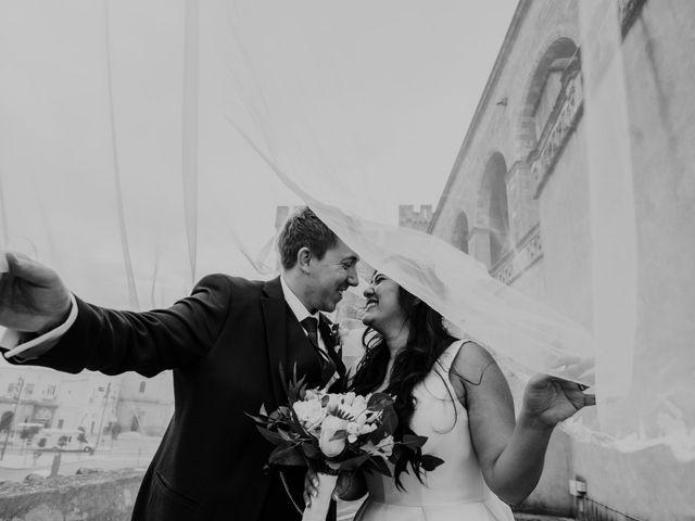 Le nozze di Leyla e Scott