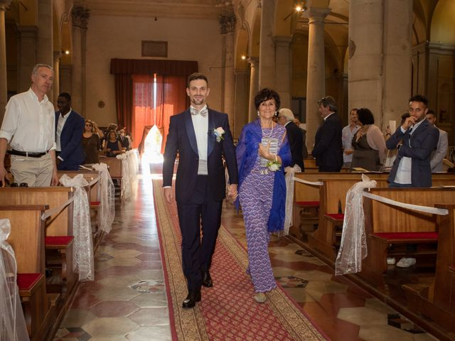 Il matrimonio di Marco e Sara a Ravenna, Ravenna 28