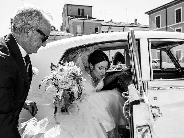 Il matrimonio di Marco e Sara a Ravenna, Ravenna 30