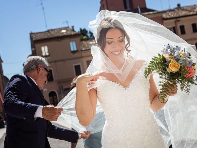 Il matrimonio di Marco e Sara a Ravenna, Ravenna 31