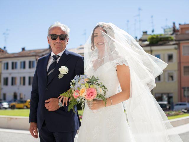 Il matrimonio di Marco e Sara a Ravenna, Ravenna 32