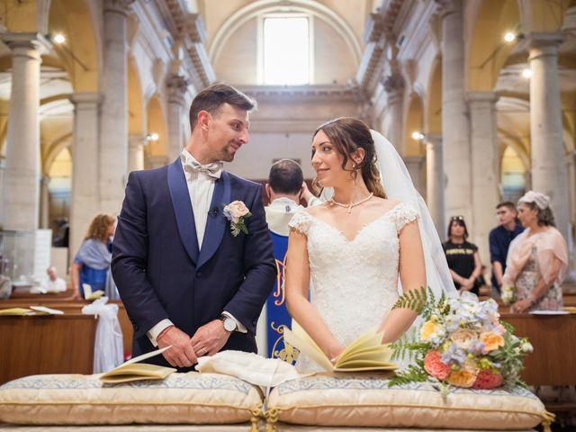 Il matrimonio di Marco e Sara a Ravenna, Ravenna 45