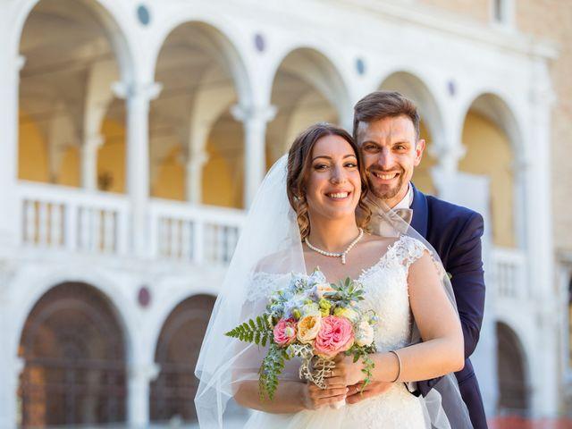 Il matrimonio di Marco e Sara a Ravenna, Ravenna 51