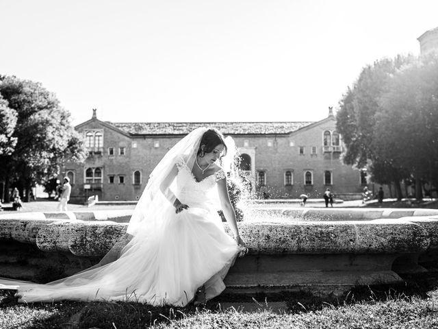 Il matrimonio di Marco e Sara a Ravenna, Ravenna 56