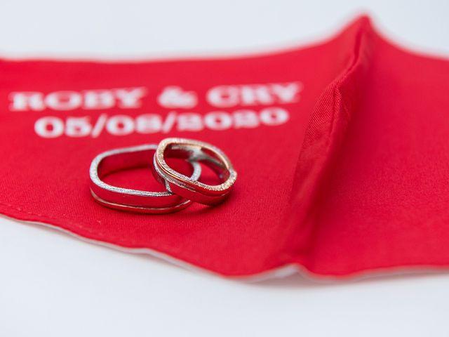 Il matrimonio di Roberto e Cristina a Caravaggio, Bergamo 4