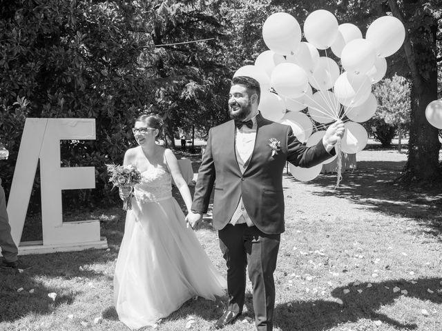 Il matrimonio di Roberto e Cristina a Caravaggio, Bergamo 32