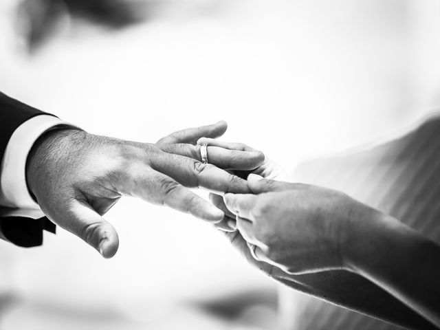 Il matrimonio di Roberto e Cristina a Caravaggio, Bergamo 33