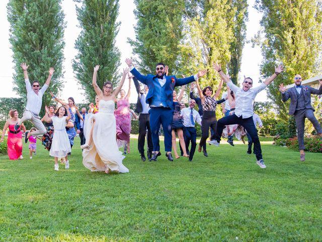 Il matrimonio di Roberto e Cristina a Caravaggio, Bergamo 35