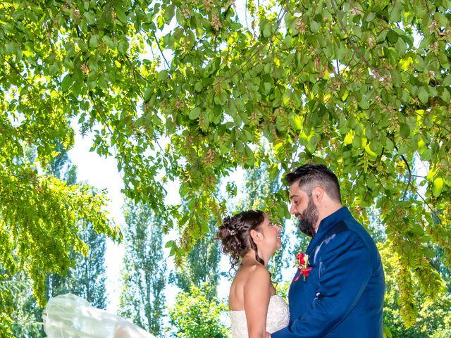 Il matrimonio di Roberto e Cristina a Caravaggio, Bergamo 45