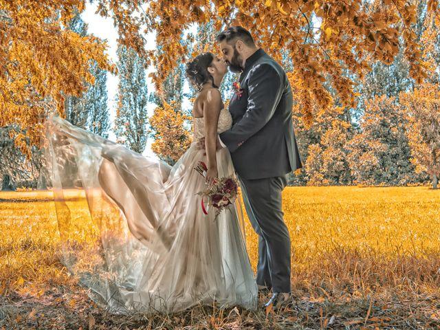 Il matrimonio di Roberto e Cristina a Caravaggio, Bergamo 46