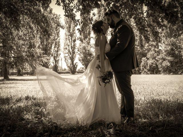 Il matrimonio di Roberto e Cristina a Caravaggio, Bergamo 47