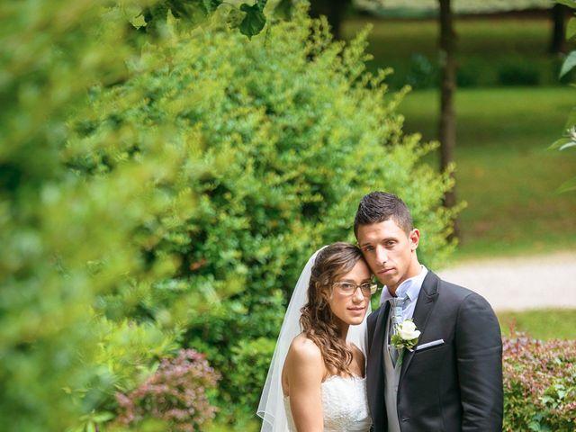 Il matrimonio di Paolo e Giulia a Chiuppano, Vicenza 6