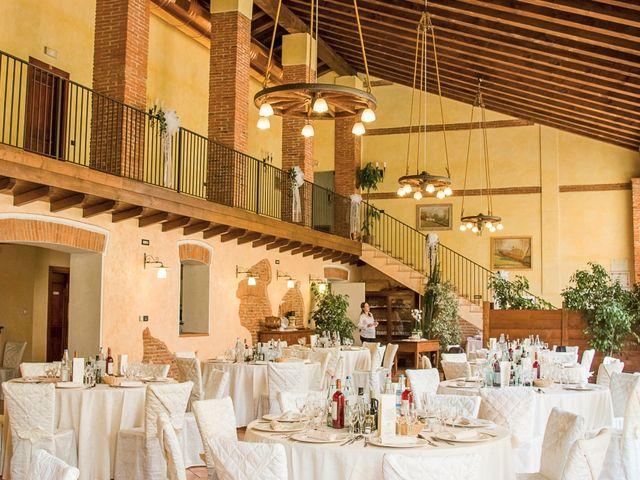 Il matrimonio di Paolo e Giulia a Chiuppano, Vicenza 11