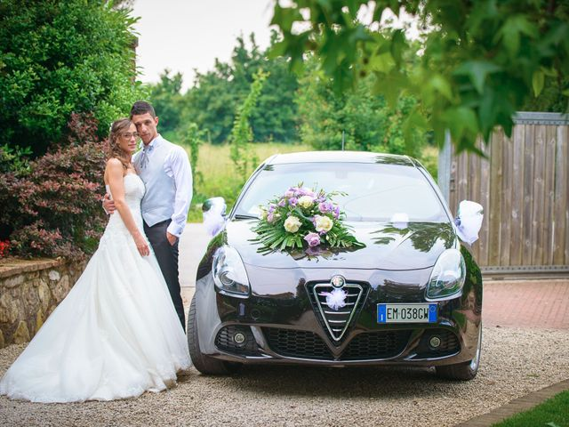 Il matrimonio di Paolo e Giulia a Chiuppano, Vicenza 12