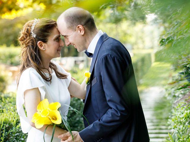 Il matrimonio di Marco e Marianna a Collebeato, Brescia 5