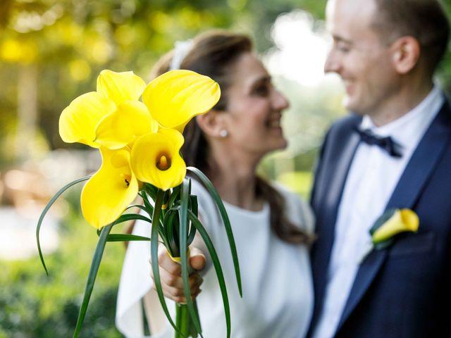 Il matrimonio di Marco e Marianna a Collebeato, Brescia 6