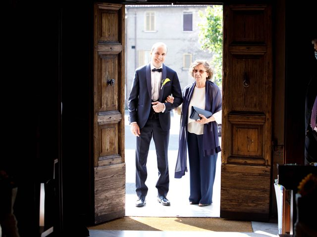 Il matrimonio di Marco e Marianna a Collebeato, Brescia 49