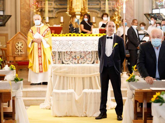 Il matrimonio di Marco e Marianna a Collebeato, Brescia 51