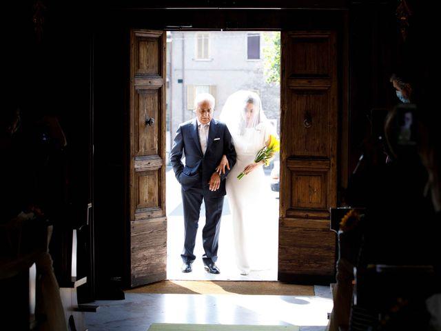 Il matrimonio di Marco e Marianna a Collebeato, Brescia 56