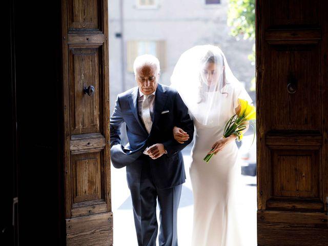 Il matrimonio di Marco e Marianna a Collebeato, Brescia 57
