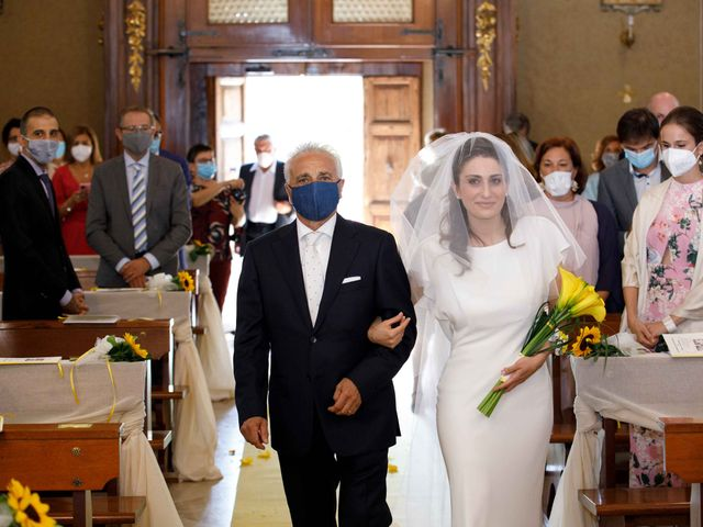 Il matrimonio di Marco e Marianna a Collebeato, Brescia 58