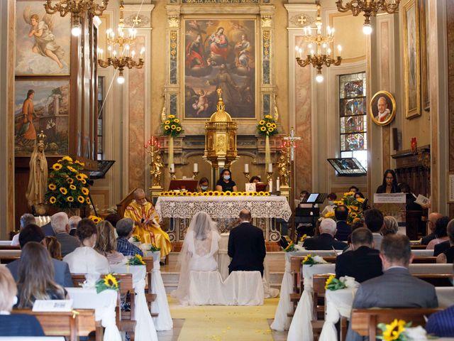 Il matrimonio di Marco e Marianna a Collebeato, Brescia 66