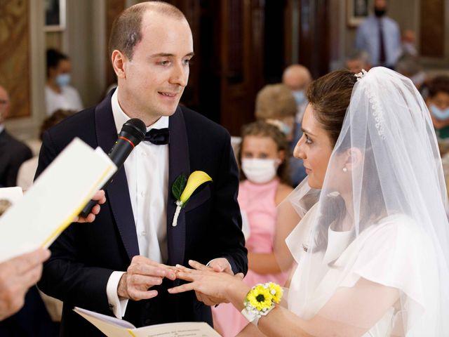 Il matrimonio di Marco e Marianna a Collebeato, Brescia 73