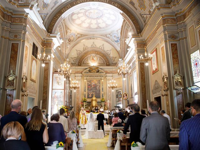 Il matrimonio di Marco e Marianna a Collebeato, Brescia 78
