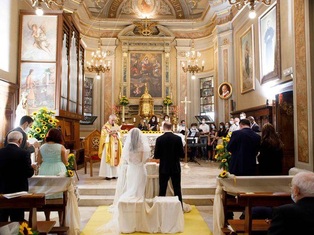Il matrimonio di Marco e Marianna a Collebeato, Brescia 79