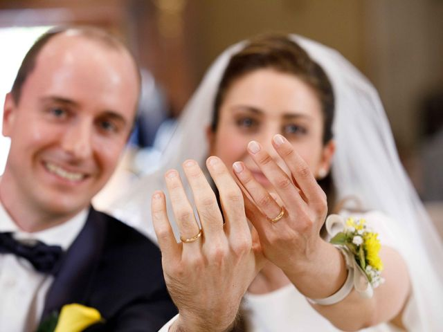Il matrimonio di Marco e Marianna a Collebeato, Brescia 80