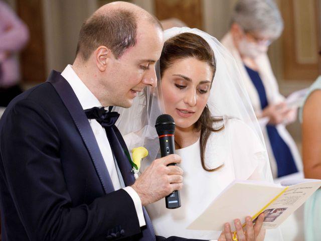 Il matrimonio di Marco e Marianna a Collebeato, Brescia 81