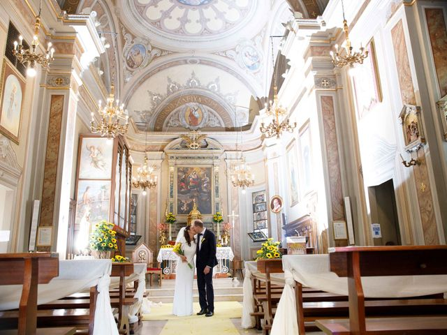 Il matrimonio di Marco e Marianna a Collebeato, Brescia 84
