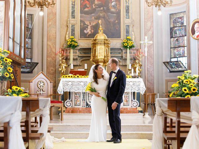 Il matrimonio di Marco e Marianna a Collebeato, Brescia 85