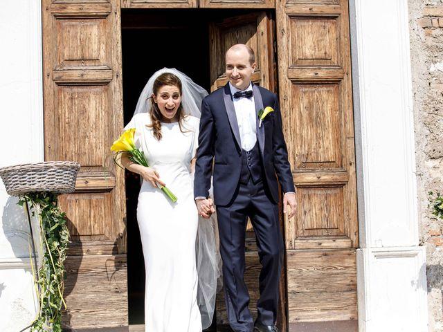 Il matrimonio di Marco e Marianna a Collebeato, Brescia 86