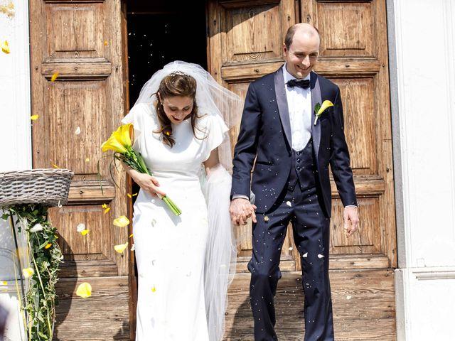 Il matrimonio di Marco e Marianna a Collebeato, Brescia 87