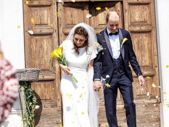 Il matrimonio di Marco e Marianna a Collebeato, Brescia 88