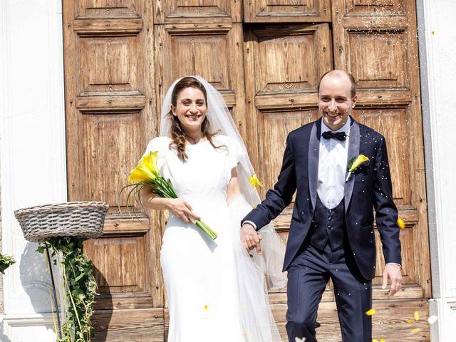 Il matrimonio di Marco e Marianna a Collebeato, Brescia 89