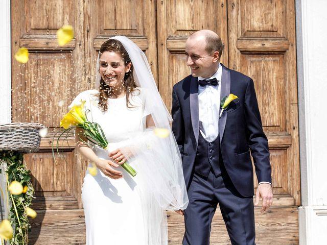 Il matrimonio di Marco e Marianna a Collebeato, Brescia 91
