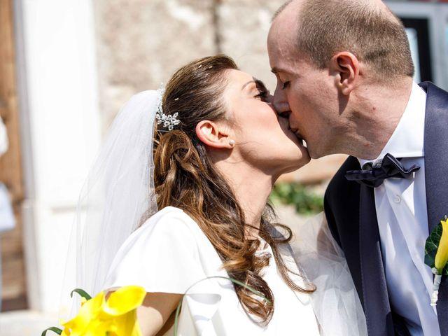 Il matrimonio di Marco e Marianna a Collebeato, Brescia 92