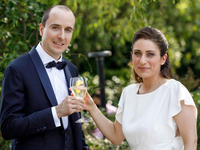 Il matrimonio di Marco e Marianna a Collebeato, Brescia 93