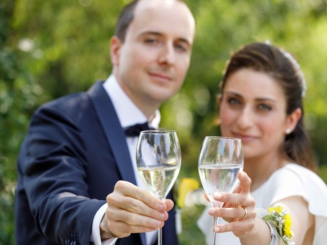Il matrimonio di Marco e Marianna a Collebeato, Brescia 94