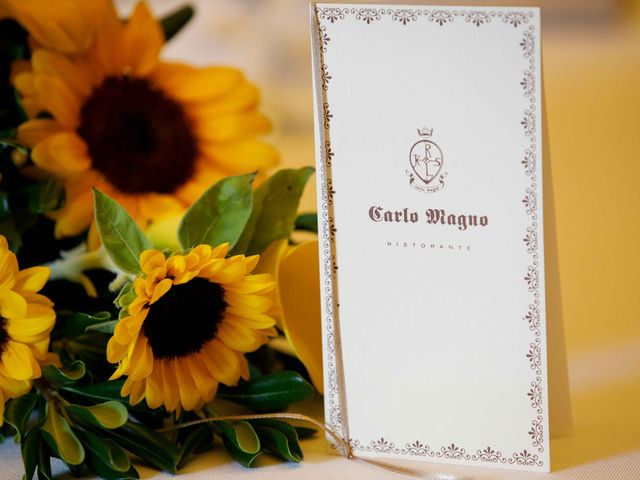 Il matrimonio di Marco e Marianna a Collebeato, Brescia 97