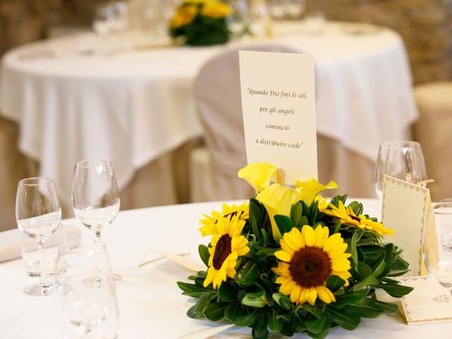 Il matrimonio di Marco e Marianna a Collebeato, Brescia 100