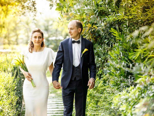 Il matrimonio di Marco e Marianna a Collebeato, Brescia 105