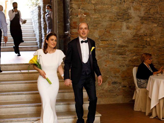 Il matrimonio di Marco e Marianna a Collebeato, Brescia 108