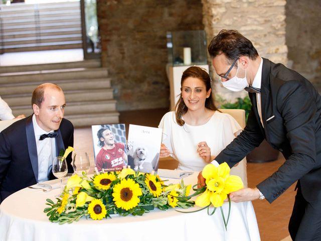 Il matrimonio di Marco e Marianna a Collebeato, Brescia 109