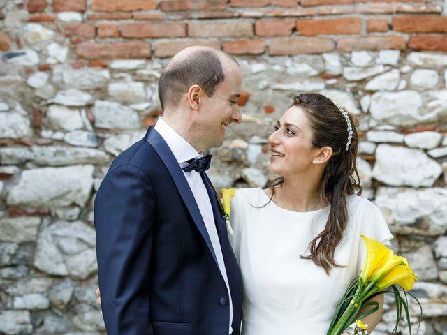 Il matrimonio di Marco e Marianna a Collebeato, Brescia 112